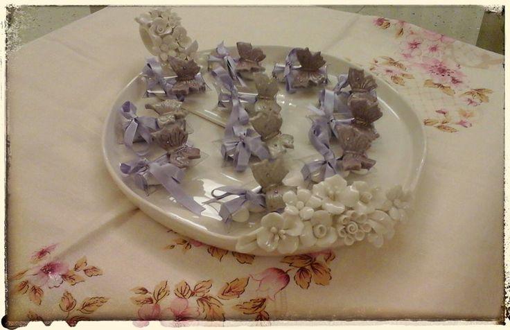 bomboniere farfalle
