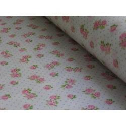 Victoria Rose Oilcloth