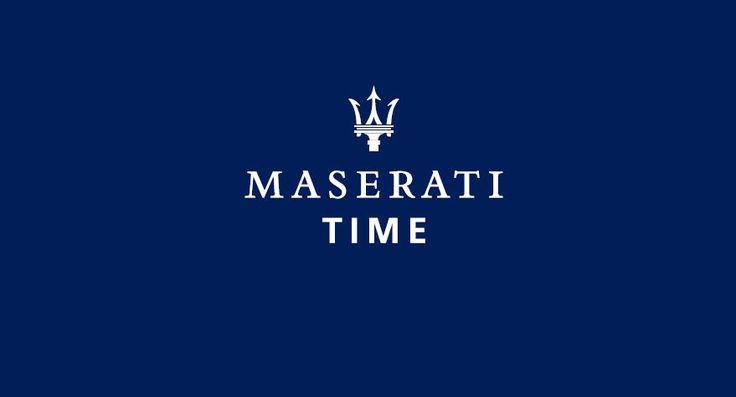 MASERATI TIME