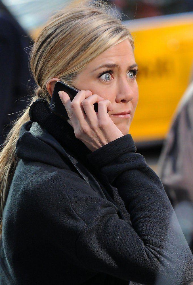 Jennifer Aniston - Jennifer Aniston in Midtown