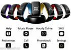 ﹩20.99. OLED Smart Bracelet Sports Pedometer Bluetooth Watch Call ID Display SMS Sync    Band Color - Orange, Compatible Operating System - Android, MPN - Does Not Apply
