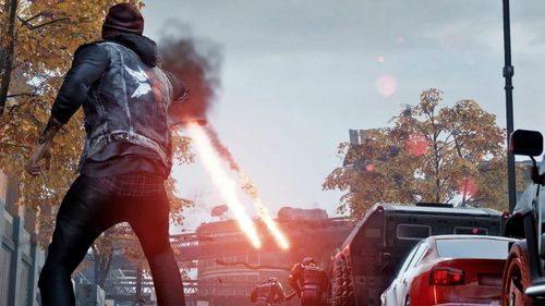 inFamous: Second Son, Playstation 4