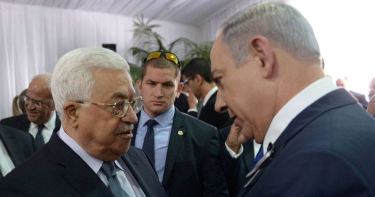 Abbas Participation in Peres Funeral Sends Message of Peace Palestinian Offical Says - Haaretz
