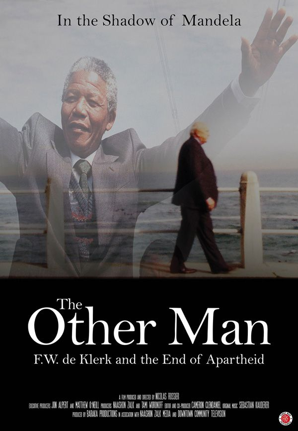 The Other Man: FW de Klerk and the end of Apartheid A new brilliant documentary, currently being showed in the USA, poignantly tells the story of F W de Klerk, The Other Man, who brought down the apartheid regime that destroyed the lives of millions for decades. http://www.thesouthafrican.com/the-other-man-fw-de-klerk-and-the-end-of-apartheid/