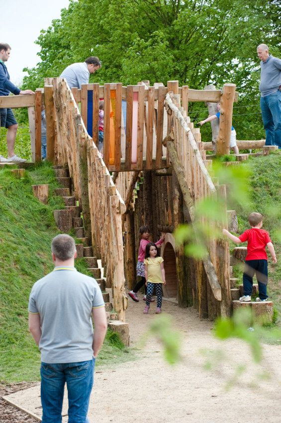 458 Best Images About Natural Playscapes On Pinterest