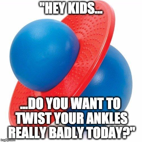 Did this even bounce?: | 29 Memes That Are Too Real For '80s Kids