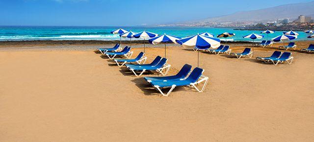 1 Woche Teneriffa im guten 4* Hotel für 396 Euro inkl. Flug und Transfer reise