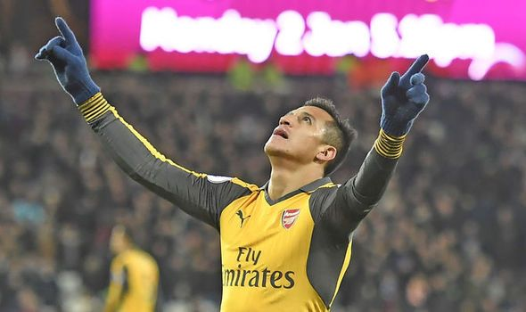 Arsene Wenger: This is what I thought of Alexis Sanchez in Arsenals win at West Ham   via Arsenal FC - Latest news gossip and videos http://ift.tt/2gA20Pj  Arsenal FC - Latest news gossip and videos IFTTT