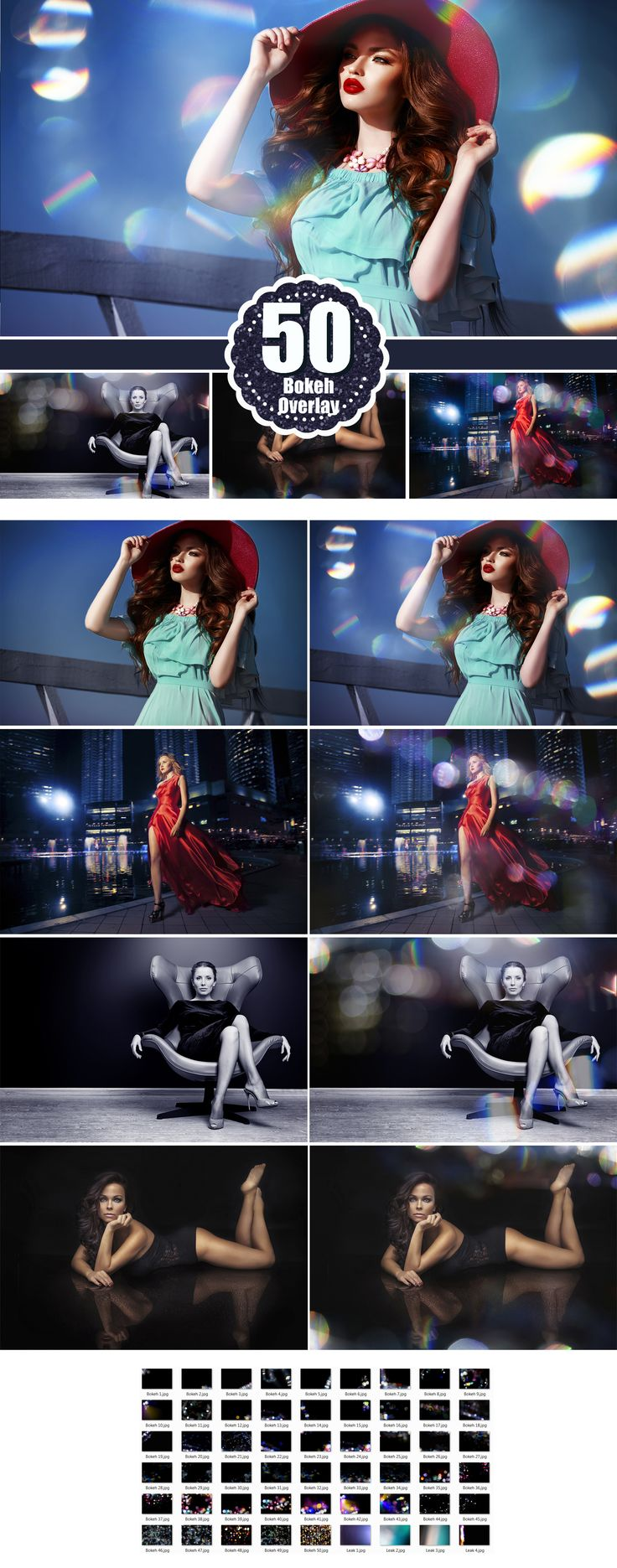 glamour fashion art bokeh Photoshop Overlays, romantic, wedding, gold overlays, sun, rays, light effect layers,haze, flare