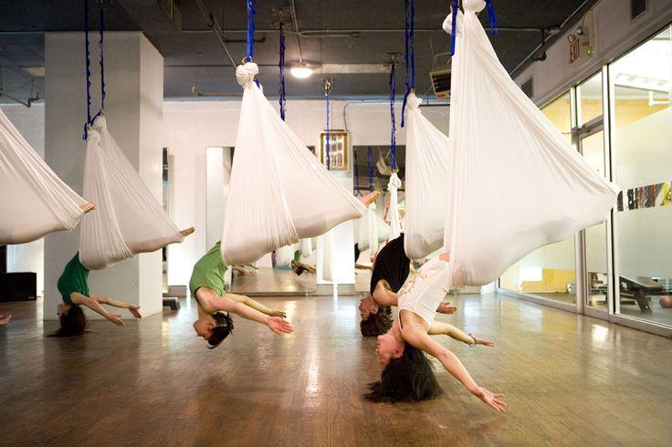#yoga #antigravity yoga inspiration antigravity class
