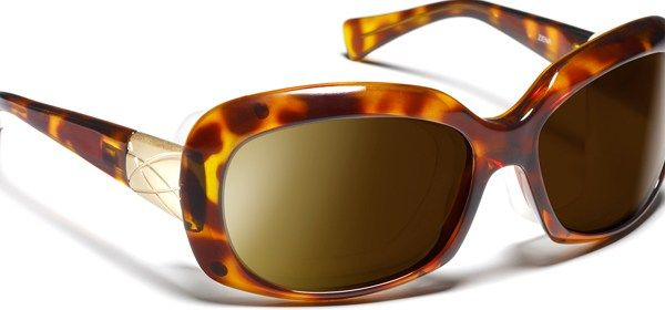 Polarized glasses for ocular allergies relief