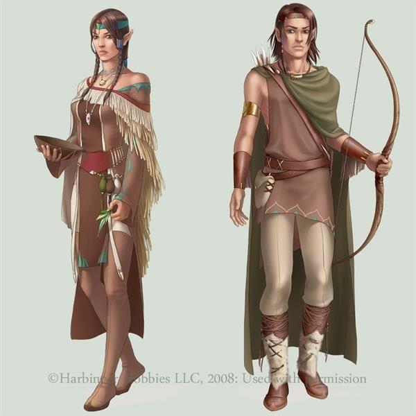 Эльфы костюмы