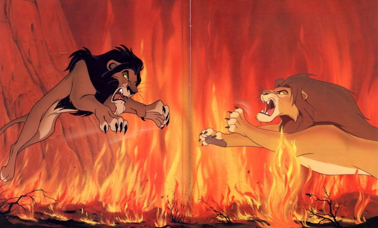 Zira reminds Simba of how he exiled her and the other Outsiders, and she informs him that Kovu was hand-chosen to be Scar's successor. Description from wn.com. I searched for this on bing.com/images