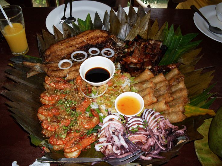 Pinoy Foods From Philippines