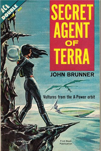 Image result for secret agent of terra pinterest