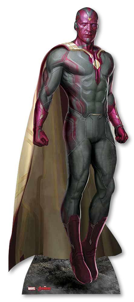 Avengers Age of Ultron – Pappaufsteller