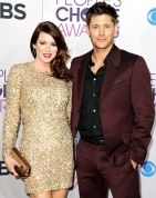 Jensen Ackles' Wife Danneel Harris Debuts Baby Bump at People's Choice Awards! Read more: http://www.usmagazine.com/celebrity-moms/news/jensen-ackles-wife-danneel-harris-debuts-baby-bump-at-peoples-choice-awards-2013101#ixzz2HakThtLk Follow us: @usweekly on Twitter | usweekly on Facebook