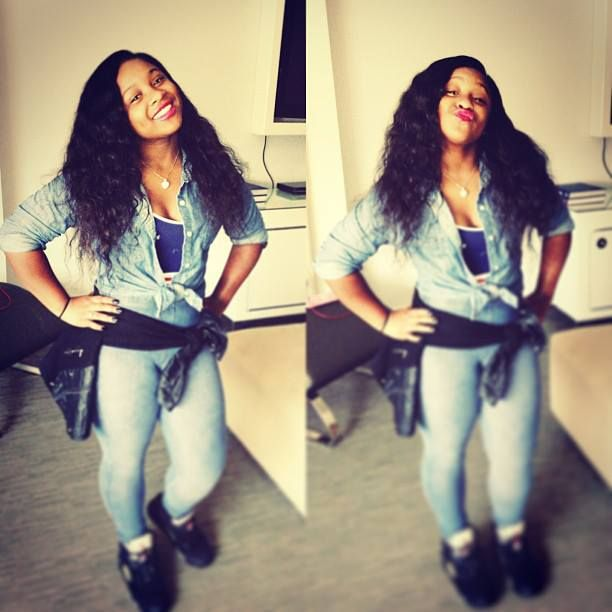 Reginae Carter 2013 | follow her on instagram: http ...