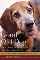 November is Senior Pet Month. If you could use some great advice for caring for your aging dog, this book is what you've been waiting for!