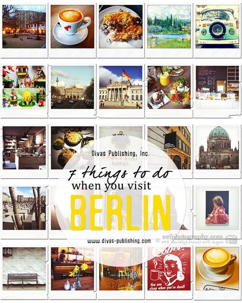 7 tips for a great weekend BERLIN | www.divas-publishing.com