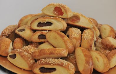 Photo: Date Cookies (Chef Osama)    The Lebanese Recipes  Kitchen (The home of delicious Lebanese                                        ...