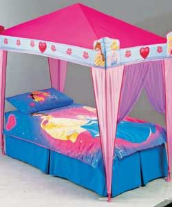 DISNEY Princess Bed Canopy  Every little princesss dream - their very own 4-po  http://www.comparestoreprices.co.uk/disney-princess/disney-princess-bed-canopy.asp
