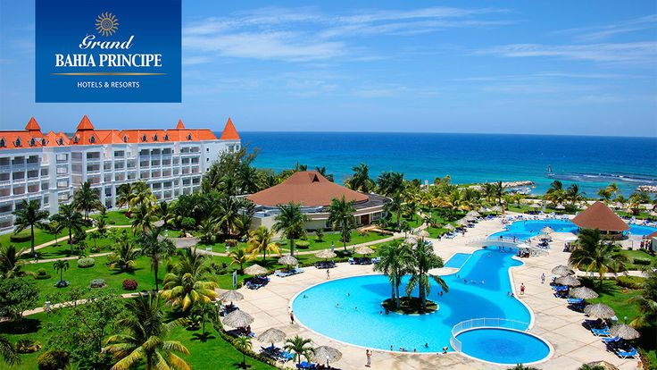 Grand Bahia Principe Jamaica has been chosen as one of the BookIt.com® 2016 Top Ten Fall Edition All-Inclusive Resorts!