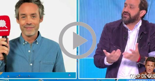 """TPMP : Cyril Hanouna règle ses comptes avec Yann Barthès ! (Vidéo) Cyril Hanouna a interpellé Yann Barthès dans """"Touche Pas à Mon Poste"""", dévoilant que le présentateur de """"Quotidien"""" refuse catégoriquement de le... http://www.closermag.fr/video/tpmp-cyril-hanouna-regle-ses-comptes-avec-yann-barthes-!-video-723527"""