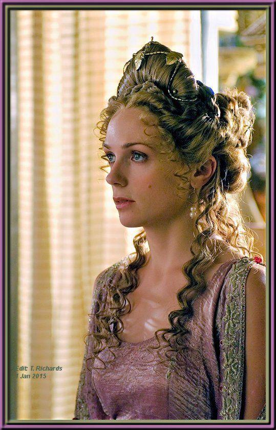Octavia (Kerry Condon) on HBO's Rome
