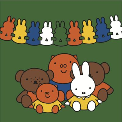 Dick Bruna illustration