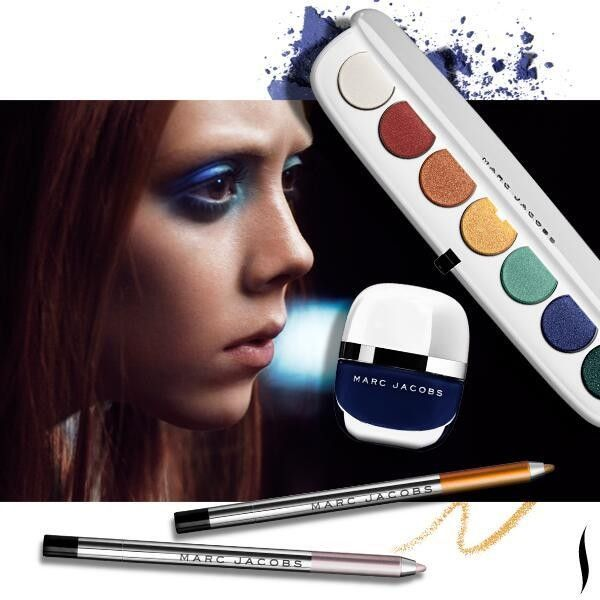 Marc Jacobs Beauty Summer 2014 Makeup Collection ❤ liked on Polyvore featuring makeup
