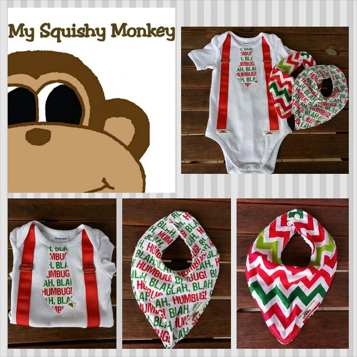Handmade by My Squishy Monkey Christmas Squishy Earring Value Pack 1
