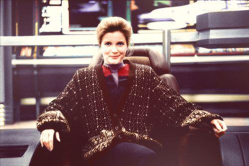 Kate Mulgrew - Captain Janeway