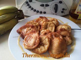 Recetas para tu Thermomix - desde Canarias: Canarias Tortillas de plátano