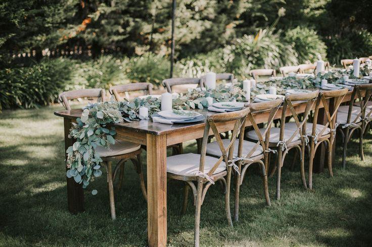 Privada de la boda de la Reserva de California