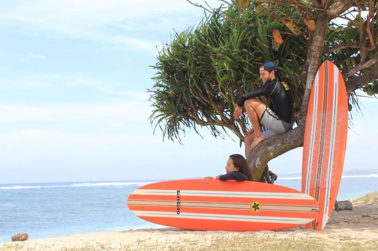 Waves hunter  #surfing #odysseysurfbali #odysseysurfschool