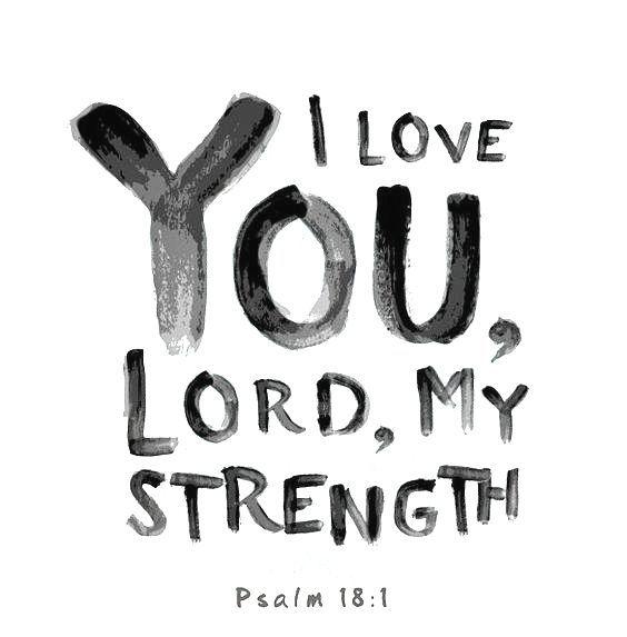 psalm 18:1 | pinterest & insta ↠ @missmegs0802