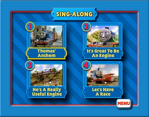 Thomas Sing Along Dvd Pictures To Pin On Pinterest