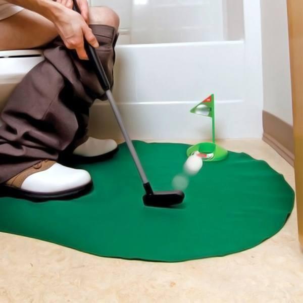 Pro Golf Player Vitality Form