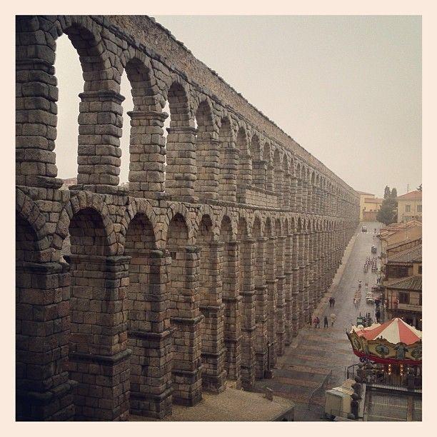 Segovia in Segovia, Castilla y León