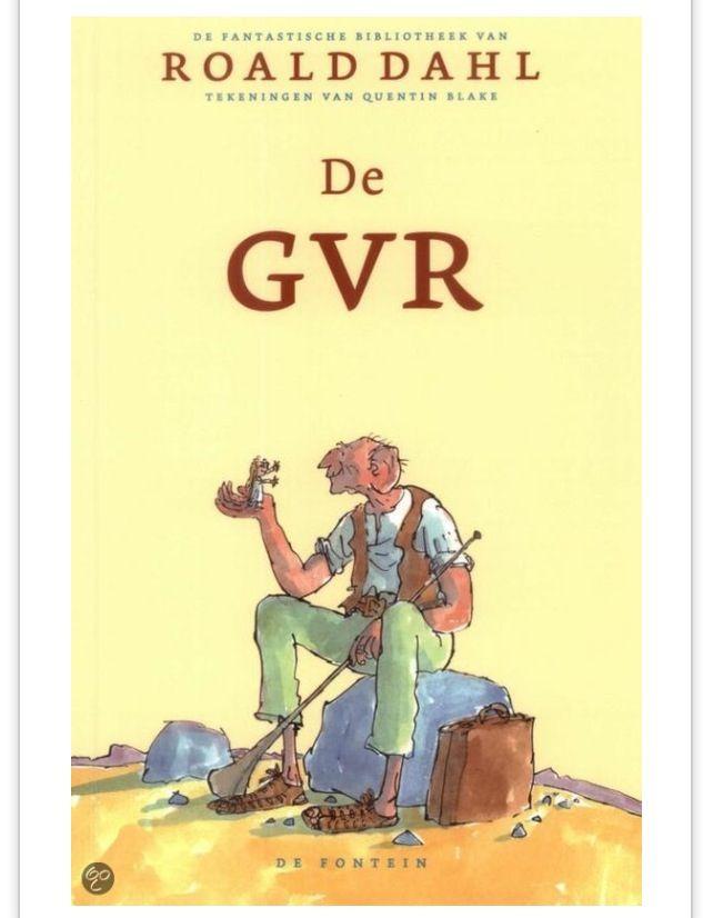 De GVR - Roals Dahl -