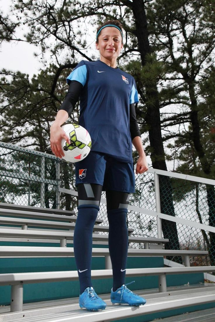 After escaping Afghanistan following father's execution, Sky Blue FC star Nadia Nadim has finally found life after death