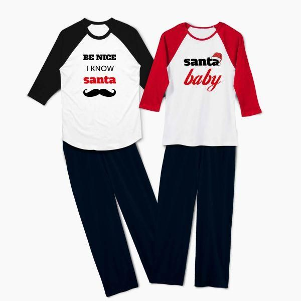 Santa Baby are o idee inspirata de cadou de Craciun.   Uite unde poti gasi cele 2 pijamale in pereche: https://www.tiparo.ro/cadouri-personalizate-1/pijamale-personalizate/pijamale-personalizate-cupluri/pijamale-personalizate-cupluri-santa-bab