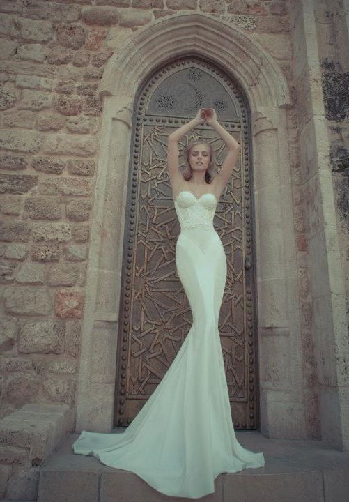 Yaki Ravid's Wedding Couture 2012