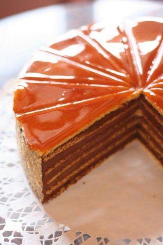 Mignonok és torták készítése » Szamos Miklós
