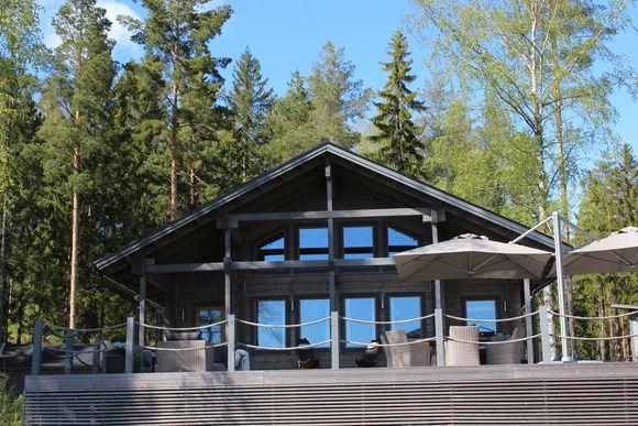 Image result for hirsimökki