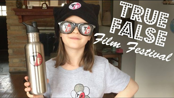 8-year-old goes to Documentary Film Festival and finds another excuse to dress up like Princess Leia. https://www.youtube.com/watch?v=CXBnyOZWu98 #timBeta