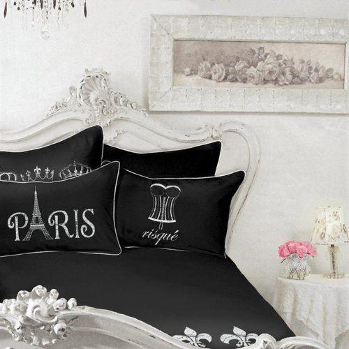 Black White And Paris