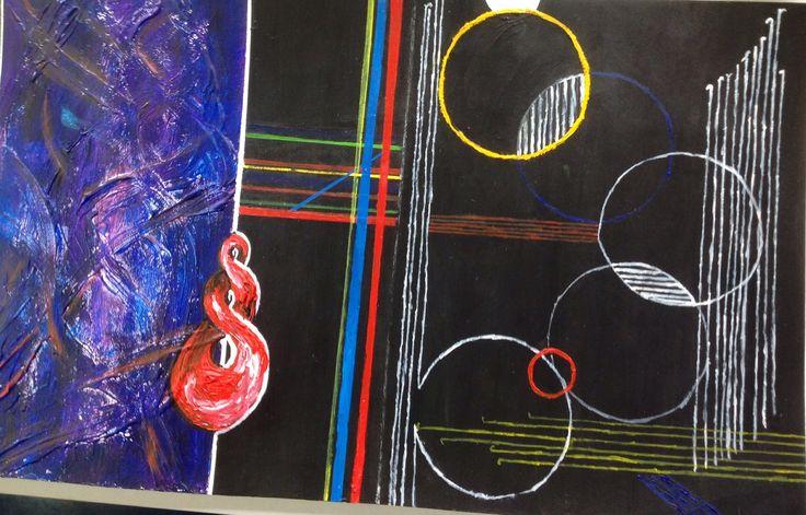 Art work for school