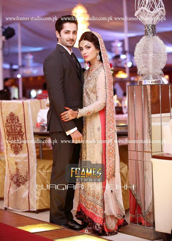 Danish Taimoor and Ayeza Khan Valima